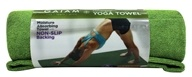 Grippy Yoga Towel Apple Green