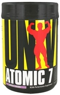Atomic 7 BCAA Powder Performance