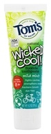 Natural Toothpaste Wicked Cool Anticavity with Fluoride