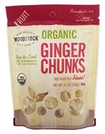 Organic Ginger Chunks