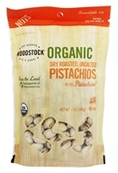 Organic Pistachios Dry Roasted & Unsalted