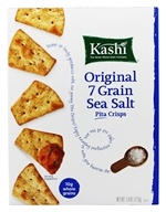 Original 7 Grain Sea Salt Pita Crisps
