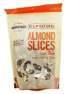 All-Natural Almond Slices Thick