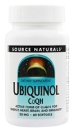 Ubiquinol CoQH Active Form Of CoQ10 For Heart Brain & Immunity