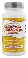 Healthy Natural Systems - Garcinia Cambogia Extract - 60 Tablets