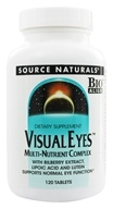 Visiual Eyes Multi-Nutrient Complex with Bilberry Extract, Lipoic Acid & Lutein