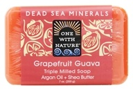 Dead Sea Minerals Triple Milled Bar Soap