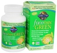FucoThin Green With Svetol Green Coffee Bean Extract
