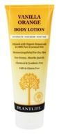 Plantlife Natural Body Care - Body Lotion Vanilla Orange - 8 oz.