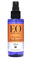 EO Products - Organic Deodorant Spray All Day Clean Citrus - 4 oz.