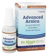 Homeopathic Advanced Arnica Natural Medicine Spray