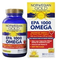 Norwegian Gold Omega EPA
