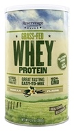 Grass-Fed Whey Protein