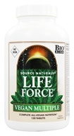 Life Force Vegan Multiple No Iron