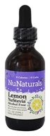 Pure Liquid NuStevia Alcohol Free