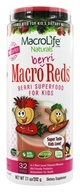 Macro Berri Reds Superfood for Kids