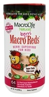 MacroLife Naturals - Macro Berri Reds Superfood for Kids - 14 oz.