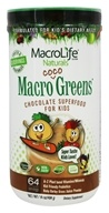 Macro Greens For Kids