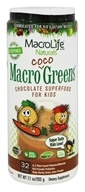 Macro Coco Greens Superfood for Kids