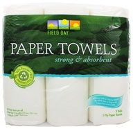 Paper Towels 100% Recycled 2-Ply 60 Sheets