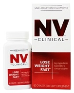 NV Clinical - Hollywood Diet Pill - 60 Caplets