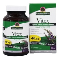 Vitex (Agnus-Castus) Chastetree Berry Single Herb