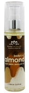 Bodyceuticals - Body Love Flavored Massage Oil Almond Delight - 4 oz.