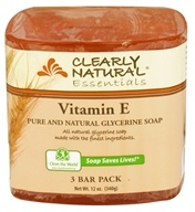 Glycerine Soap Bar Vitamin E