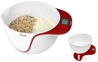 Taso Mixing Bowl Digital Scale MB115AR