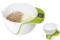Taso Mixing Bowl Digital Scale MB115KG