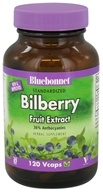 Standardized Bilberry Fruit Extract