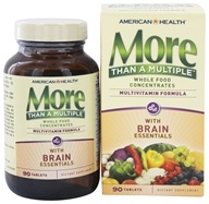 More Than A Multiple with Brain Essentials