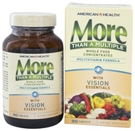 More Than A Multiple with Vision Essentials