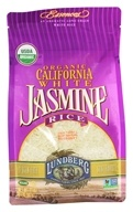 Organic California White Jasmine Rice