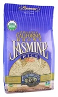 Organic California Brown Jasmine Rice