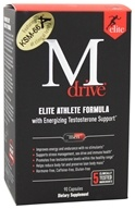 M Drive Elite Energizing Testosterone Booster