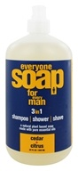 EO Products - Everyone Soap for Men Cedar & Citrus - 32 oz.