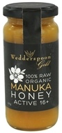 100% Raw Manuka Honey Premium Unpasteurized Active 16+