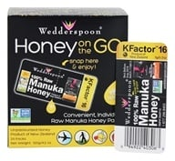 Honey On The Go 100% Raw Manuka Honey KFactor 16
