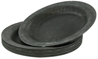 Compostable Disposable Plates 10""