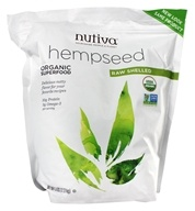 Organic Hemp Seed Raw Shelled