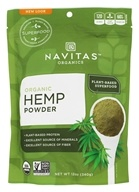 Raw Hemp Protein Powder Certified Organic