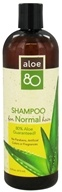 Aloe 80 Shampoo Normal Hair