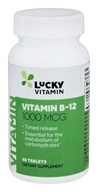 Vitamin B-12 Timed Release