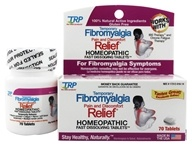 Temporary Fibromyalgia Pain and Discomfort Relief
