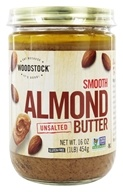All-Natural Almond Butter Smooth Unsalted
