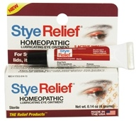 Stye Relief Lubricating Eye Ointment