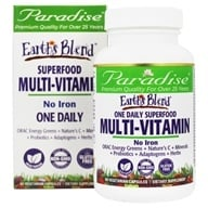 Orac-Energy Multi-One Superfood Multivitamin No Iron