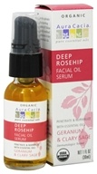 Facial Oil Serum Deep Rosehip