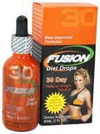 Fusion Diet Drops 30 Day Natural Weight Solution